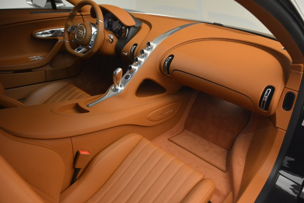 Used 2019 Bugatti Chiron for sale $3,100,000 at Rolls-Royce Motor Cars Greenwich in Greenwich CT 06830 24