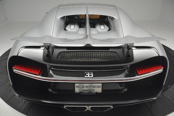 Used 2019 Bugatti Chiron for sale $3,100,000 at Rolls-Royce Motor Cars Greenwich in Greenwich CT 06830 28