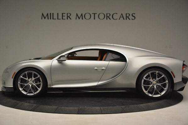 Used 2019 Bugatti Chiron for sale $3,100,000 at Rolls-Royce Motor Cars Greenwich in Greenwich CT 06830 3