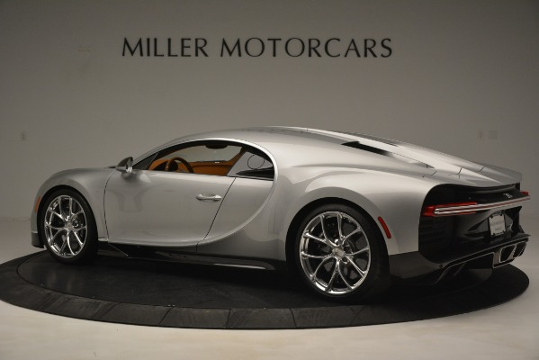 Used 2019 Bugatti Chiron for sale $3,100,000 at Rolls-Royce Motor Cars Greenwich in Greenwich CT 06830 4
