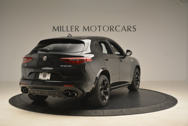 New 2019 Alfa Romeo Stelvio Quadrifoglio for sale Sold at Rolls-Royce Motor Cars Greenwich in Greenwich CT 06830 7