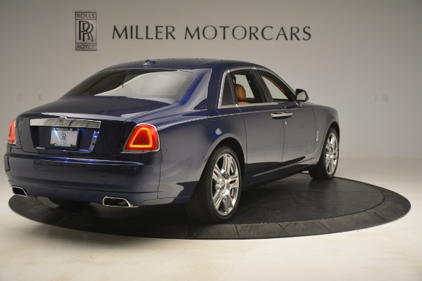 Used 2016 Rolls-Royce Ghost for sale Sold at Rolls-Royce Motor Cars Greenwich in Greenwich CT 06830 10
