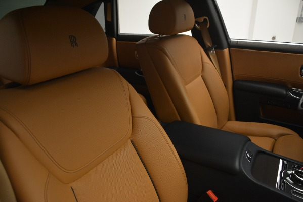 Used 2016 Rolls-Royce Ghost for sale Sold at Rolls-Royce Motor Cars Greenwich in Greenwich CT 06830 19
