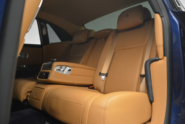Used 2016 Rolls-Royce Ghost for sale Sold at Rolls-Royce Motor Cars Greenwich in Greenwich CT 06830 21