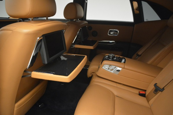 Used 2016 Rolls-Royce Ghost for sale Sold at Rolls-Royce Motor Cars Greenwich in Greenwich CT 06830 22