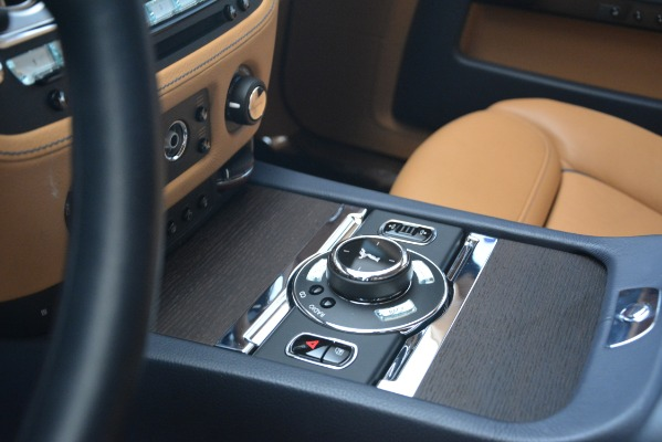 Used 2016 Rolls-Royce Ghost for sale Sold at Rolls-Royce Motor Cars Greenwich in Greenwich CT 06830 27