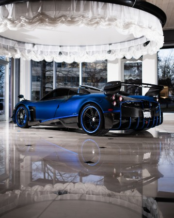 Used 2017 Pagani Huayra BC Macchina Volante for sale Call for price at Rolls-Royce Motor Cars Greenwich in Greenwich CT 06830 3