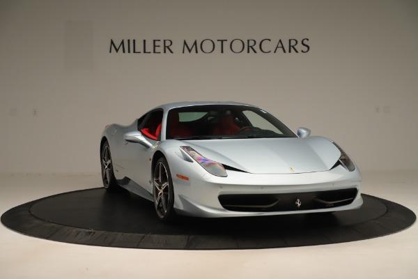 Used 2015 Ferrari 458 Italia for sale Sold at Rolls-Royce Motor Cars Greenwich in Greenwich CT 06830 11