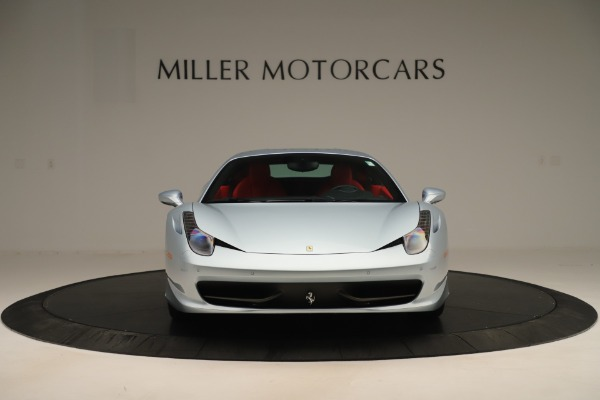 Used 2015 Ferrari 458 Italia for sale Call for price at Rolls-Royce Motor Cars Greenwich in Greenwich CT 06830 12
