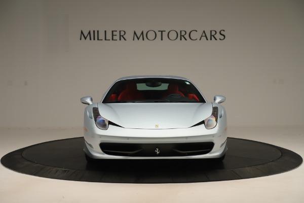 Used 2015 Ferrari 458 Italia for sale Sold at Rolls-Royce Motor Cars Greenwich in Greenwich CT 06830 12