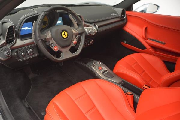 Used 2015 Ferrari 458 Italia for sale $215,900 at Rolls-Royce Motor Cars Greenwich in Greenwich CT 06830 13