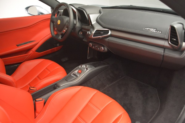 Used 2015 Ferrari 458 Italia for sale Call for price at Rolls-Royce Motor Cars Greenwich in Greenwich CT 06830 17