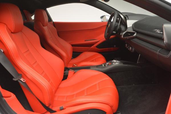Used 2015 Ferrari 458 Italia for sale Sold at Rolls-Royce Motor Cars Greenwich in Greenwich CT 06830 18