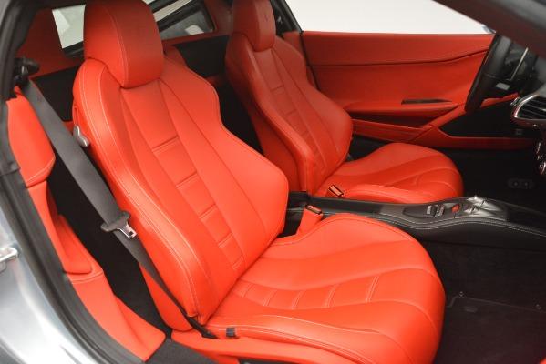 Used 2015 Ferrari 458 Italia for sale Sold at Rolls-Royce Motor Cars Greenwich in Greenwich CT 06830 19