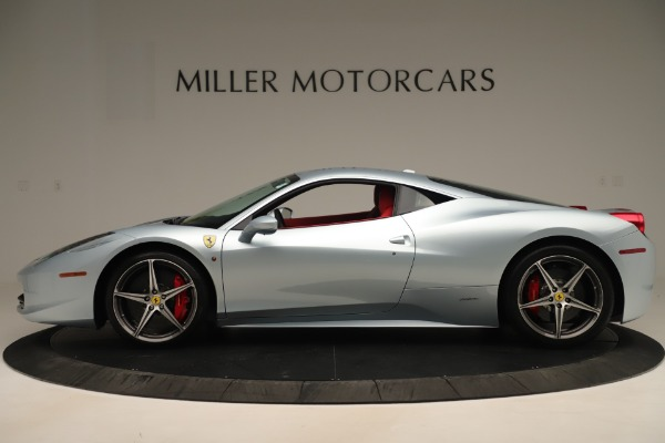 Used 2015 Ferrari 458 Italia for sale Call for price at Rolls-Royce Motor Cars Greenwich in Greenwich CT 06830 3