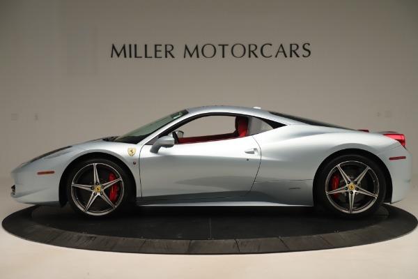 Used 2015 Ferrari 458 Italia for sale Sold at Rolls-Royce Motor Cars Greenwich in Greenwich CT 06830 3