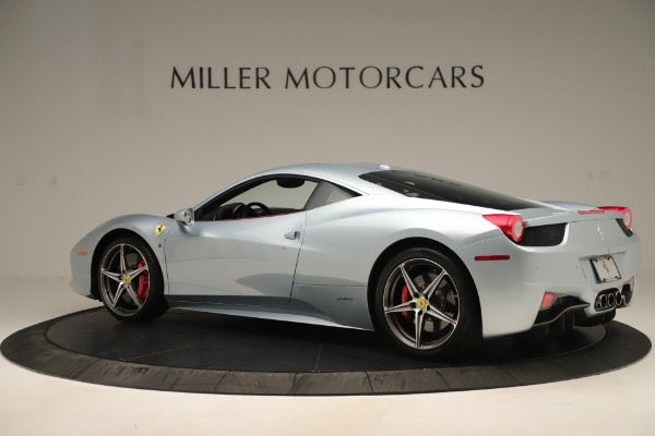 Used 2015 Ferrari 458 Italia for sale Call for price at Rolls-Royce Motor Cars Greenwich in Greenwich CT 06830 4