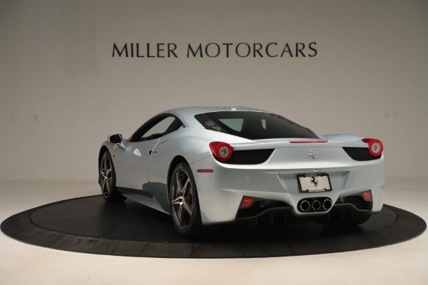 Used 2015 Ferrari 458 Italia for sale $215,900 at Rolls-Royce Motor Cars Greenwich in Greenwich CT 06830 5