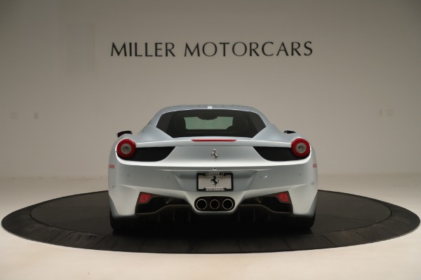 Used 2015 Ferrari 458 Italia for sale Call for price at Rolls-Royce Motor Cars Greenwich in Greenwich CT 06830 6
