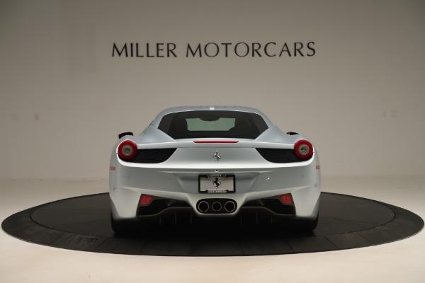 Used 2015 Ferrari 458 Italia for sale Sold at Rolls-Royce Motor Cars Greenwich in Greenwich CT 06830 6