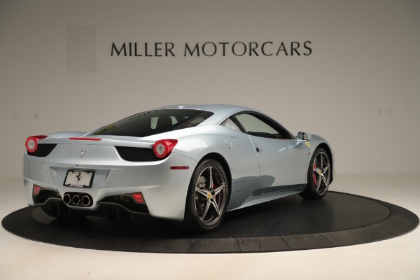 Used 2015 Ferrari 458 Italia for sale Call for price at Rolls-Royce Motor Cars Greenwich in Greenwich CT 06830 7