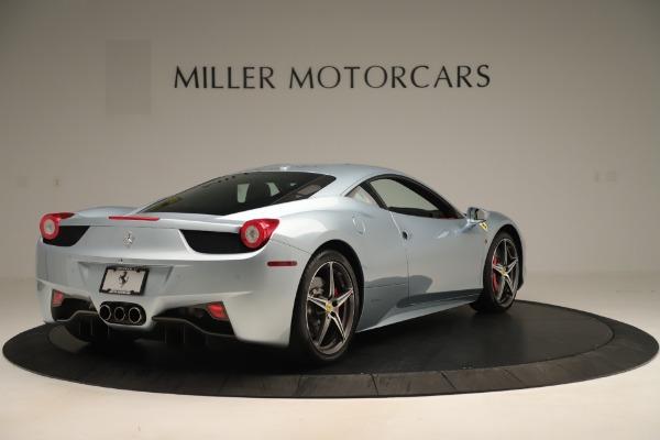 Used 2015 Ferrari 458 Italia for sale $215,900 at Rolls-Royce Motor Cars Greenwich in Greenwich CT 06830 7
