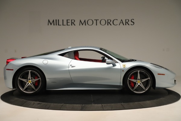 Used 2015 Ferrari 458 Italia for sale Call for price at Rolls-Royce Motor Cars Greenwich in Greenwich CT 06830 9