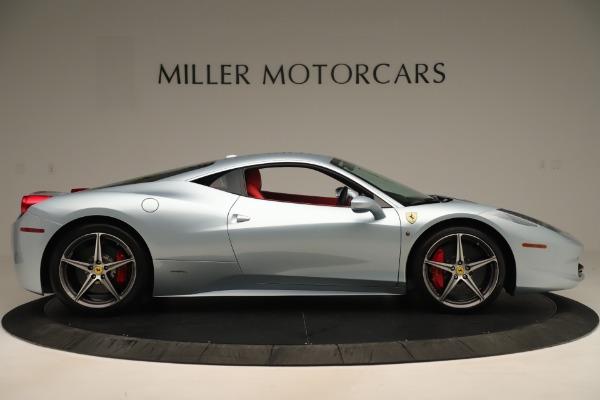 Used 2015 Ferrari 458 Italia for sale $215,900 at Rolls-Royce Motor Cars Greenwich in Greenwich CT 06830 9