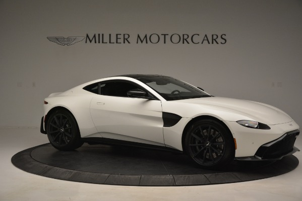New 2019 Aston Martin Vantage V8 for sale Sold at Rolls-Royce Motor Cars Greenwich in Greenwich CT 06830 10