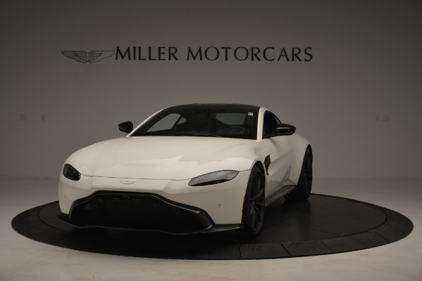 New 2019 Aston Martin Vantage V8 for sale Sold at Rolls-Royce Motor Cars Greenwich in Greenwich CT 06830 2