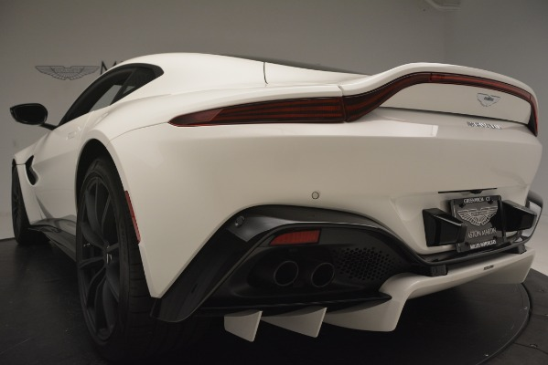 New 2019 Aston Martin Vantage V8 for sale Sold at Rolls-Royce Motor Cars Greenwich in Greenwich CT 06830 21
