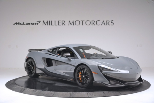 New 2019 McLaren 600LT Coupe for sale Sold at Rolls-Royce Motor Cars Greenwich in Greenwich CT 06830 10