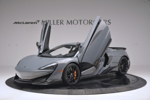 New 2019 McLaren 600LT Coupe for sale Sold at Rolls-Royce Motor Cars Greenwich in Greenwich CT 06830 14