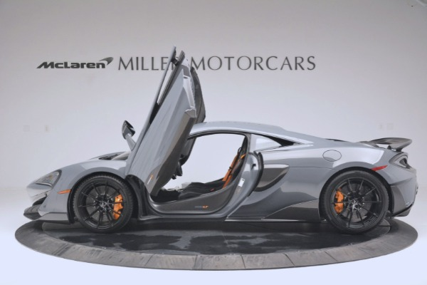 New 2019 McLaren 600LT Coupe for sale Sold at Rolls-Royce Motor Cars Greenwich in Greenwich CT 06830 15