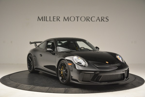 Used 2018 Porsche 911 GT3 for sale Sold at Rolls-Royce Motor Cars Greenwich in Greenwich CT 06830 11