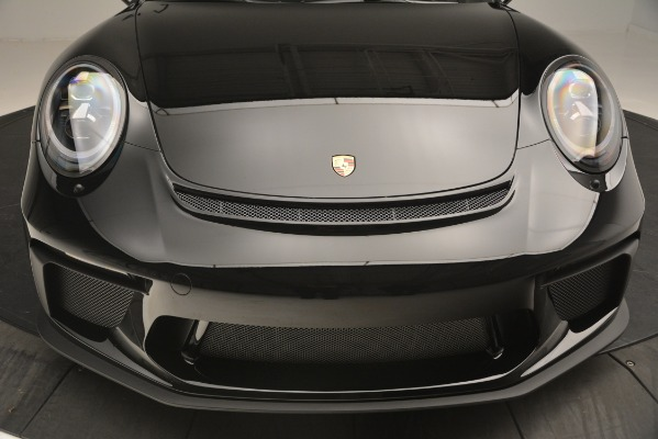 Used 2018 Porsche 911 GT3 for sale Sold at Rolls-Royce Motor Cars Greenwich in Greenwich CT 06830 12