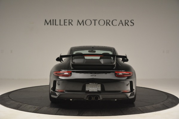 Used 2018 Porsche 911 GT3 for sale Sold at Rolls-Royce Motor Cars Greenwich in Greenwich CT 06830 5