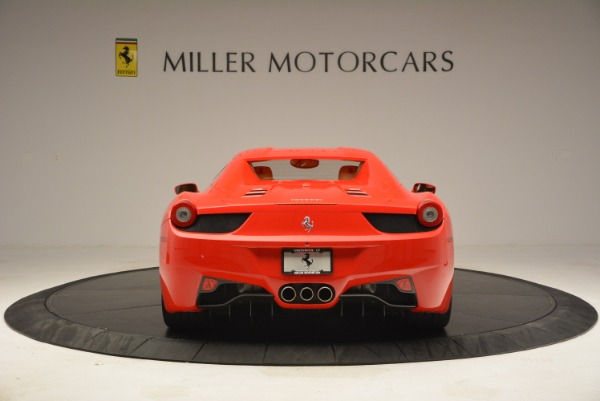Used 2013 Ferrari 458 Spider for sale Sold at Rolls-Royce Motor Cars Greenwich in Greenwich CT 06830 18