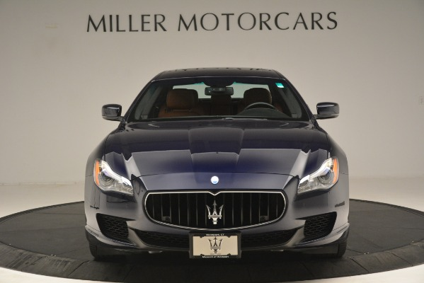 Used 2015 Maserati Quattroporte S Q4 for sale Sold at Rolls-Royce Motor Cars Greenwich in Greenwich CT 06830 12
