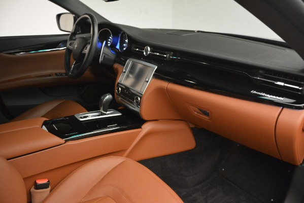 Used 2015 Maserati Quattroporte S Q4 for sale Sold at Rolls-Royce Motor Cars Greenwich in Greenwich CT 06830 22