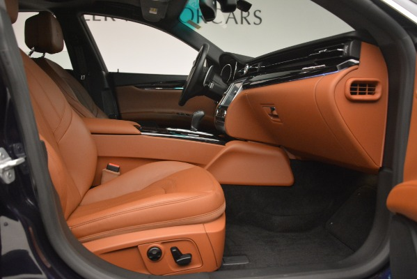 Used 2015 Maserati Quattroporte S Q4 for sale Sold at Rolls-Royce Motor Cars Greenwich in Greenwich CT 06830 23