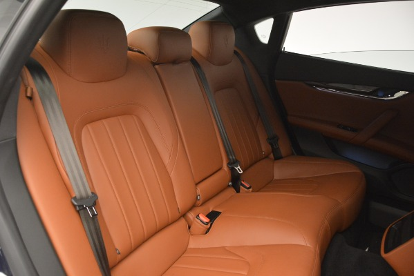 Used 2015 Maserati Quattroporte S Q4 for sale Sold at Rolls-Royce Motor Cars Greenwich in Greenwich CT 06830 28