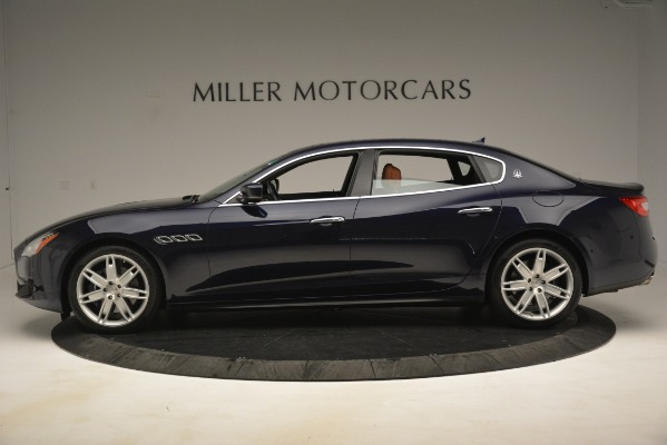 Used 2015 Maserati Quattroporte S Q4 for sale Sold at Rolls-Royce Motor Cars Greenwich in Greenwich CT 06830 3