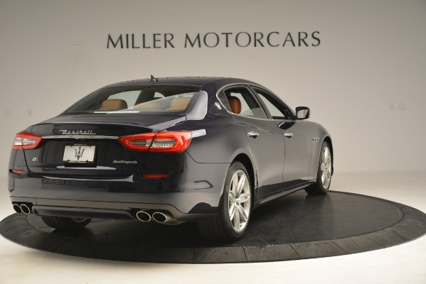 Used 2015 Maserati Quattroporte S Q4 for sale Sold at Rolls-Royce Motor Cars Greenwich in Greenwich CT 06830 7