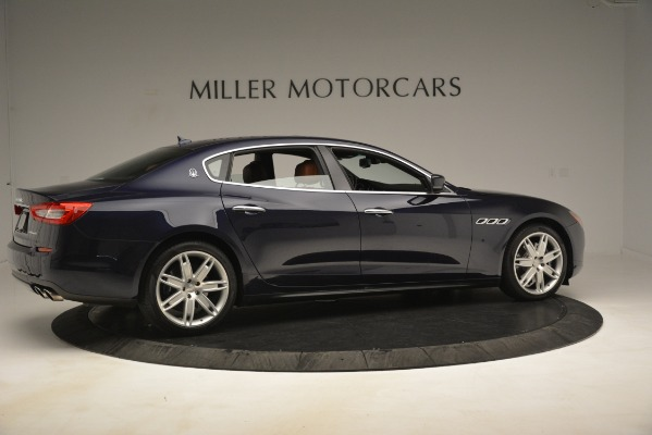 Used 2015 Maserati Quattroporte S Q4 for sale Sold at Rolls-Royce Motor Cars Greenwich in Greenwich CT 06830 8