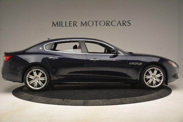 Used 2015 Maserati Quattroporte S Q4 for sale Sold at Rolls-Royce Motor Cars Greenwich in Greenwich CT 06830 9