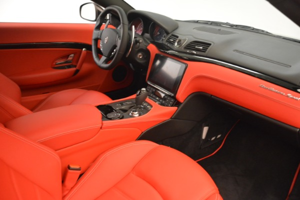 New 2018 Maserati GranTurismo Sport for sale Sold at Rolls-Royce Motor Cars Greenwich in Greenwich CT 06830 19