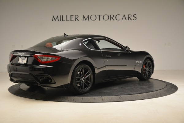 New 2018 Maserati GranTurismo Sport for sale Sold at Rolls-Royce Motor Cars Greenwich in Greenwich CT 06830 7