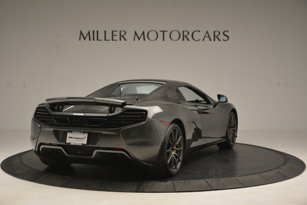 Used 2016 McLaren 650S Spider Convertible for sale Sold at Rolls-Royce Motor Cars Greenwich in Greenwich CT 06830 18