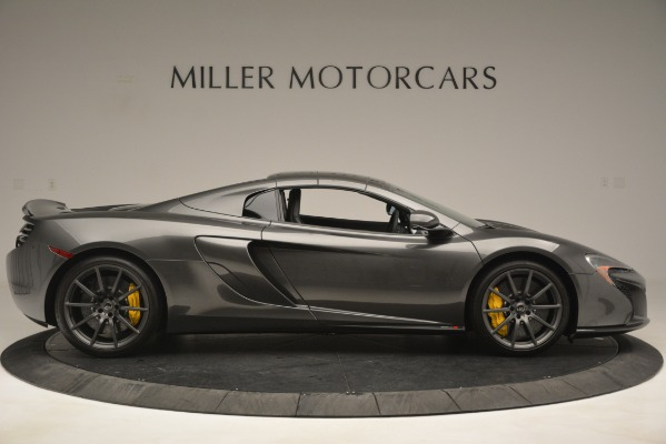 Used 2016 McLaren 650S Spider Convertible for sale Sold at Rolls-Royce Motor Cars Greenwich in Greenwich CT 06830 19